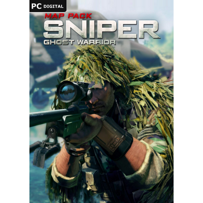 Sniper: Ghost Warrior - Map Pack - USK 18 - DLC - ESD