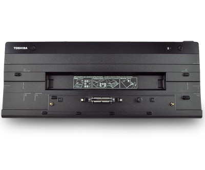 Toshiba HI-Speed Port Replicator III Dockingstation PA5116E-1PRP