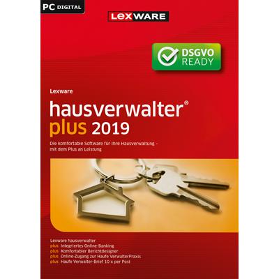 Lexware Hausverwalter Plus 2019 - ESD