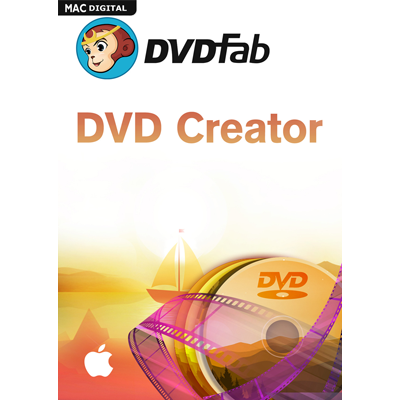 DVDFab DVD Creator - ESD