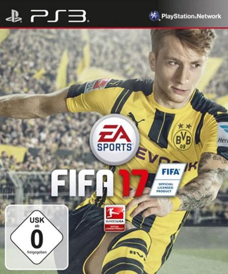 FIFA 17 PlayStation 3 (PS3)
