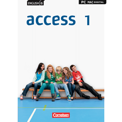 phase-6 Vokabelpaket zu English G Access 1 - add-on - ESD