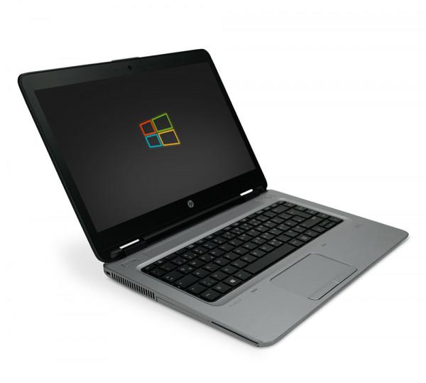 HP ProBook 640 G2 14 Zoll Full HD Laptop Notebook - Intel Core i5-6300U 2x2,4 GHz DVD-Brenner WebCam