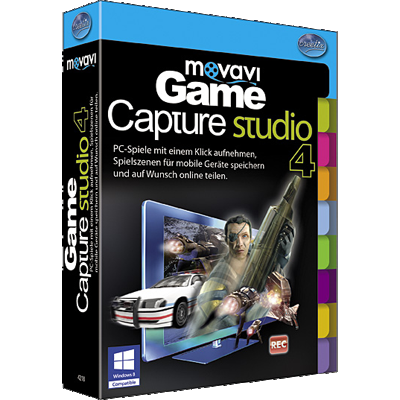 movavi Game Capture Studio - ESD