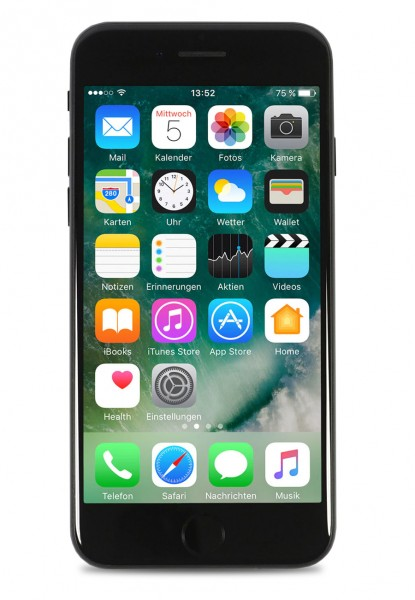 Apple iPhone 7 - 128 GB LTE / 4G - 4,7 Zoll Smartphone - schwarz - B-Ware