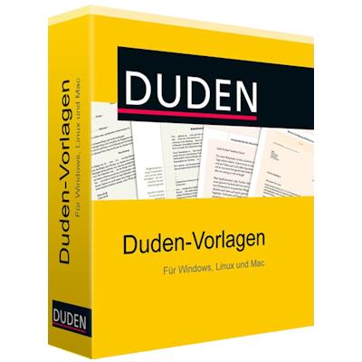 Duden Vorlagensammlung - Reden - ESD