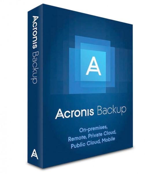 Acronis Backup 12 - Windows Server Essentials