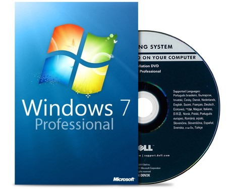 Microsoft Windows 7 Professional 32 Bit – Deutsch