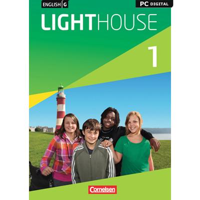phase-6 Vokabelpaket zu English G Lighthouse - Band 1 - add-on - ESD