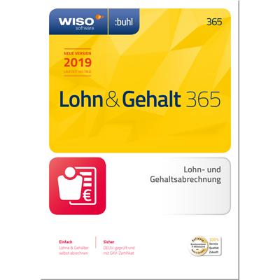 WISO Lohn & Gehalt 365 (2019) - ESD