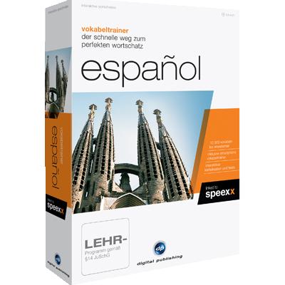 Vokabeltrainer Español - ESD