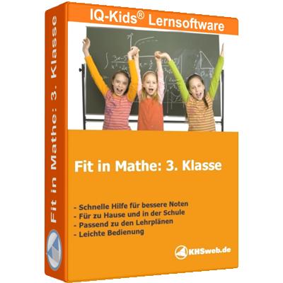 Fit in Mathe 3. Klasse - ESD