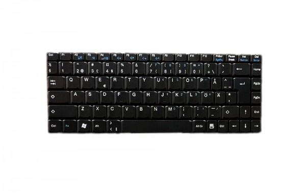 Fujitsu Amilo A1650G / MS2174 - PN-10600604838 Notebook Tastatur - Layout - SWE/FIN QWERTY