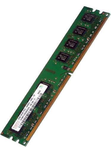 Hynix Computer Arbeitsspeicher DDR2 2GB PC2 6400U