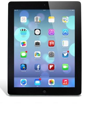 Apple iPad 2 - 64 GB - 3G / WiFi / Bluetooth - Schwarz - B-Ware
