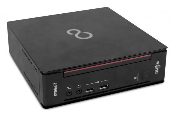 Fujitsu Esprimo Q556 Mini PC Computer - Intel Core i3-6300T 2x 3,3 GHz