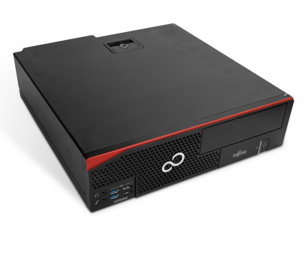 Fujitsu Esprimo D756 SFF PC Computer - Intel Core i5-6500 bis zu 4x 3,6 GHz