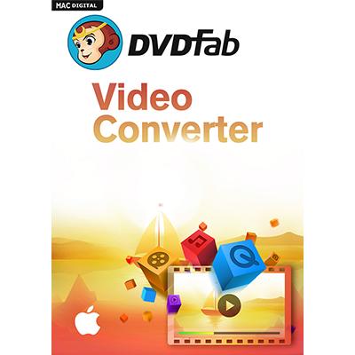 DVDFab Video Converter - ESD