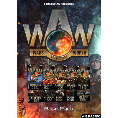 Wars Across The World Base Pack - ESD