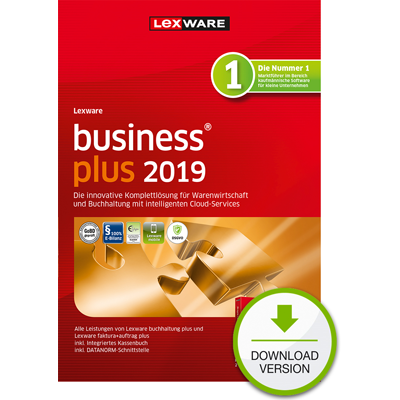 Lexware business plus 2019 - ESD