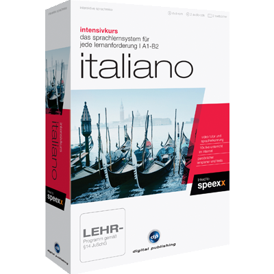 Intensivkurs Italiano - ESD