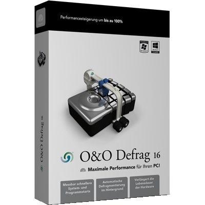 Defrag 16 Professional Edition 1 PC - ESD