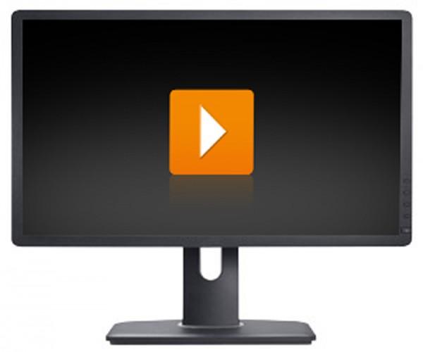 22 Zoll TFT Flachbildschirm Monitor - nach Lagerbestand