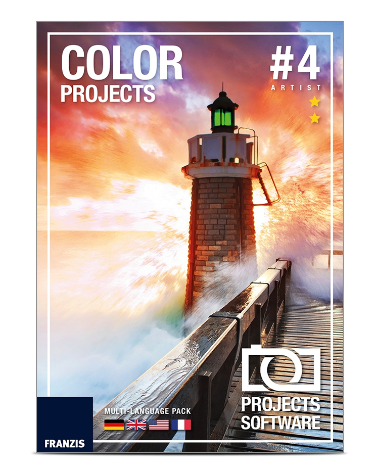 Franzis COLOR projects 4 – ESD