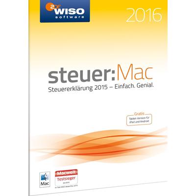 WISO steuer:Mac 2016 (für Steuerjahr 2015) - ESD