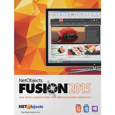 NetObjects Inc. Fusion 2015 Upgrade - ESD