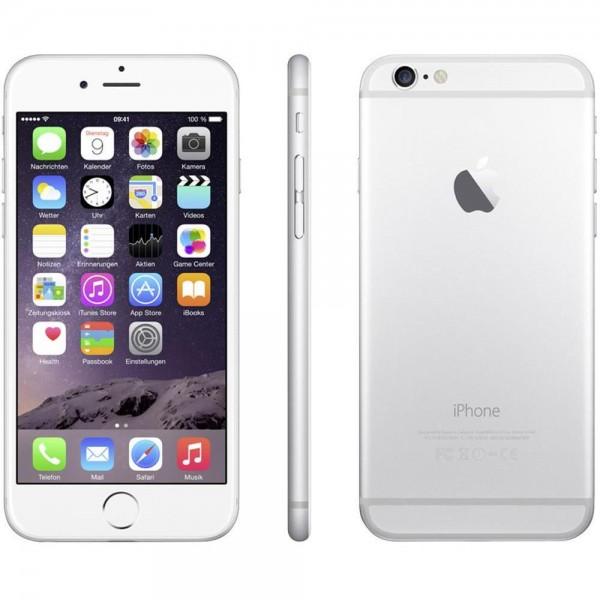 Apple iPhone 6 - 16 GB - WiFi / 4G / Bluetooth - Silver
