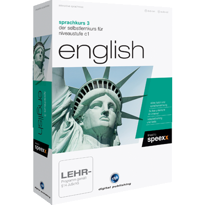 Sprachkurs 3 English - ESD