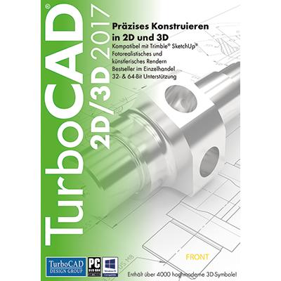 TurboCAD 2D/3D 2017 - ESD
