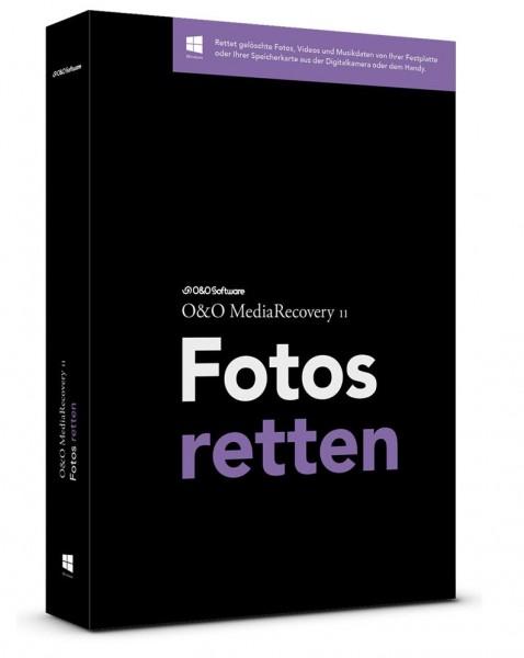 O&O MediaRecovery 11 - Fotos retten