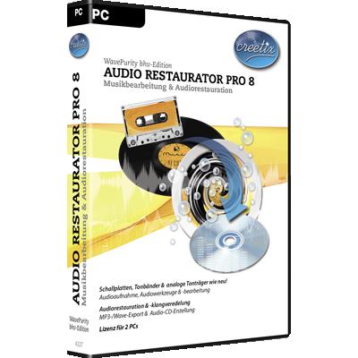 Audio Restaurator Pro 8 - ESD