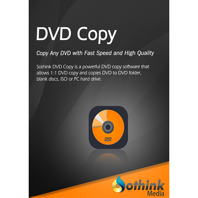 SothinkMedia DVD Copy - Lebenslange Lizenz - ESD