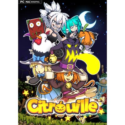 Citrouille - ESD
