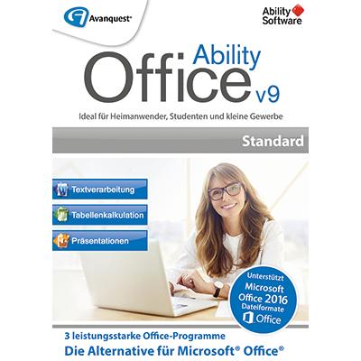 Ability Office 9 - ESD