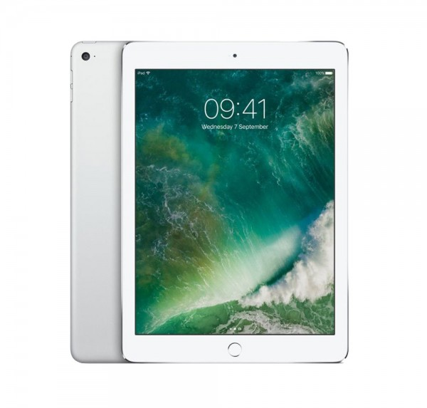 Apple iPad Air 2 - 128 GB - WiFi / Bluetooth - Weiß / Silber - B-Ware