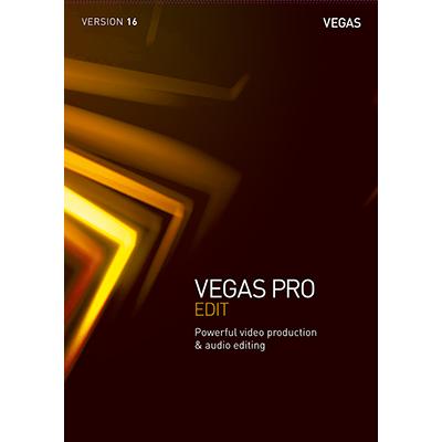 Vegas Pro 16 Edit - ESD