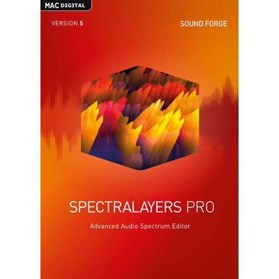 SpectraLayers Pro 5 - ESD