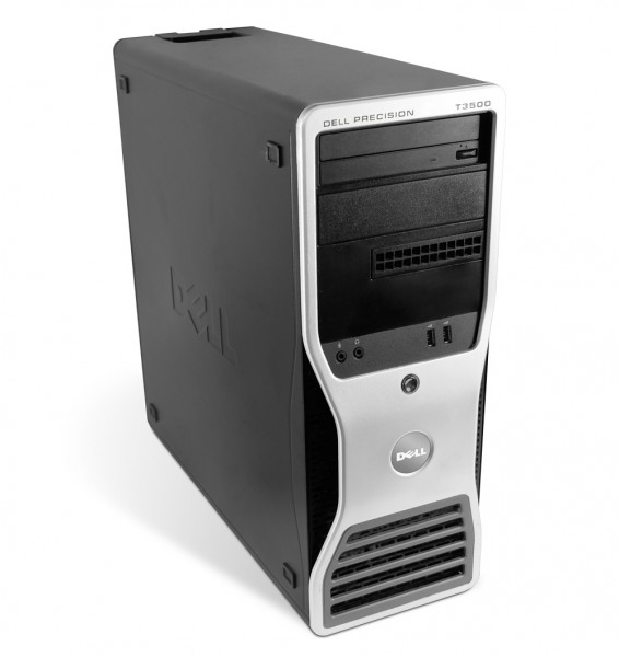 Dell GamerStation T3500 PC Computer - Intel Xeon-W3530 4x 2,8 GHz