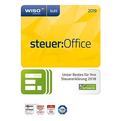 WISO steuer:Office 2019 - ESD