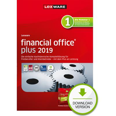 Lexware financial office plus 2019 - ESD