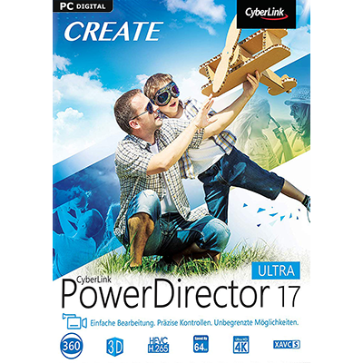 PowerDirector 17 Ultra - ESD