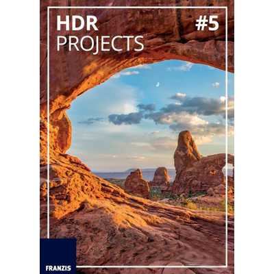 Franzis HDR projects 5 - ESD
