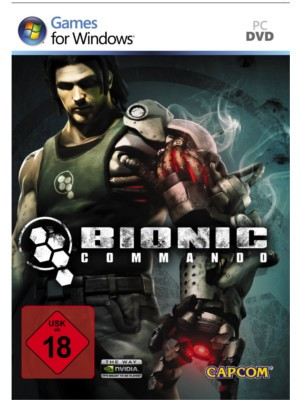 Bionic Commando - USK 18