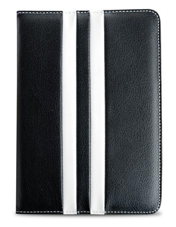 Noratio Smart Cover - Retro Style für iPad mini 1 - 4. Generation - Schwarz
