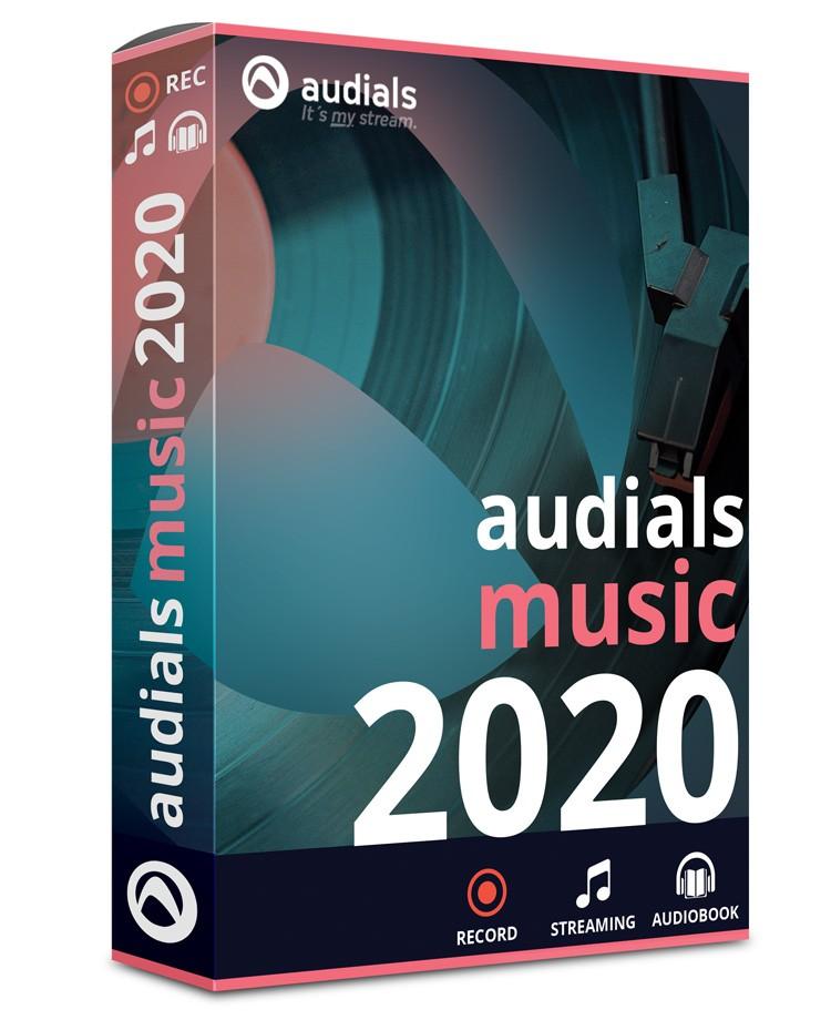 Audials Music 2020 – ESD