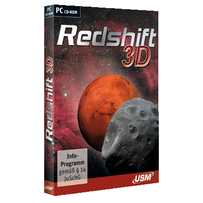 Redshift 3D - ESD